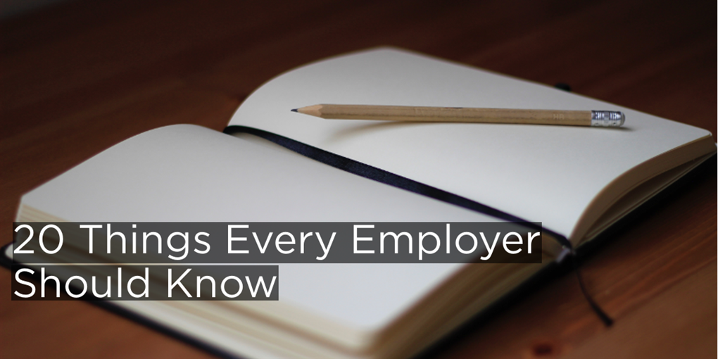 20 Things Every Employer Should Know When It Comes To sales Recruitment