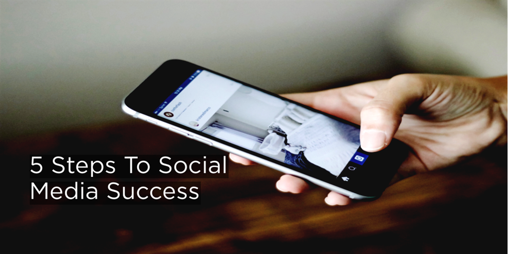 5 steps to social media success by aaron wallis sales recruitment