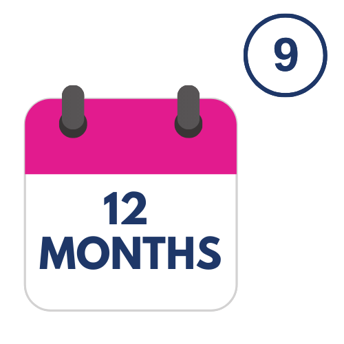 12 Month Reebate