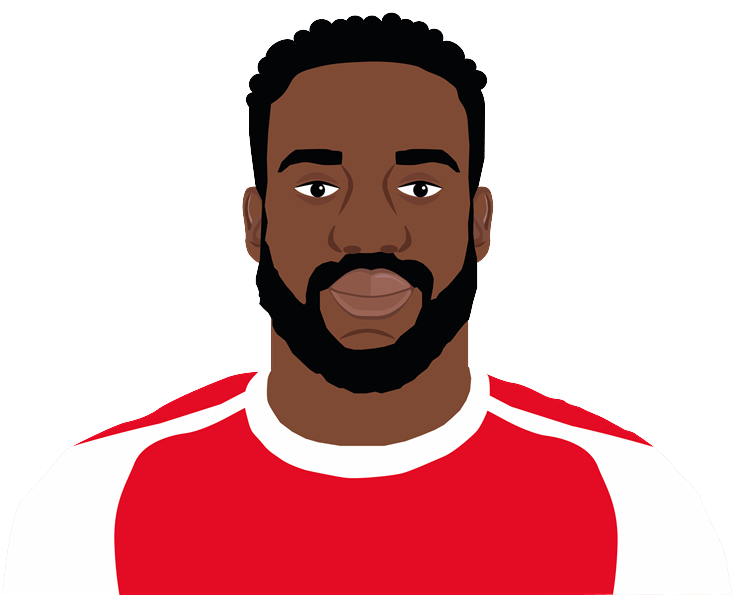 Cartoon of Alexandre Lacazette by Aaron Wallis