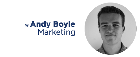 Andy Boyle Author Banner