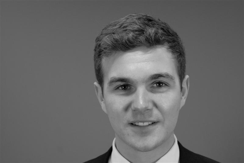 Tom Ward, Consultant at Aaron Wallis Sales Recruitment