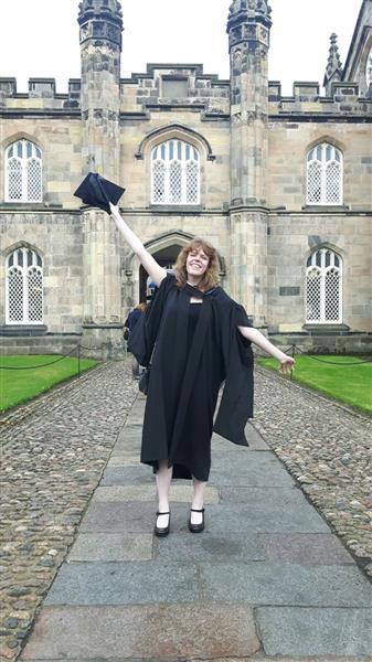 Hannah Gateley, recruitment consultant at Aaron Wallis