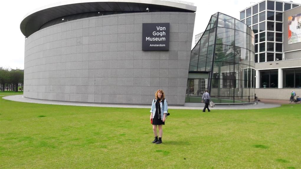 Hannah Gateley, Graduate from the University of Aberdeen