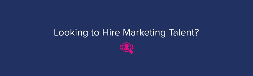 Hire Marketing Staff