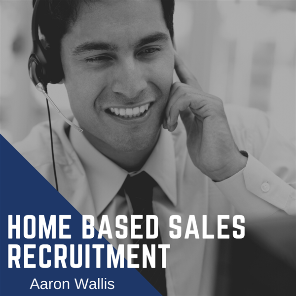 Home based sales recruitment services