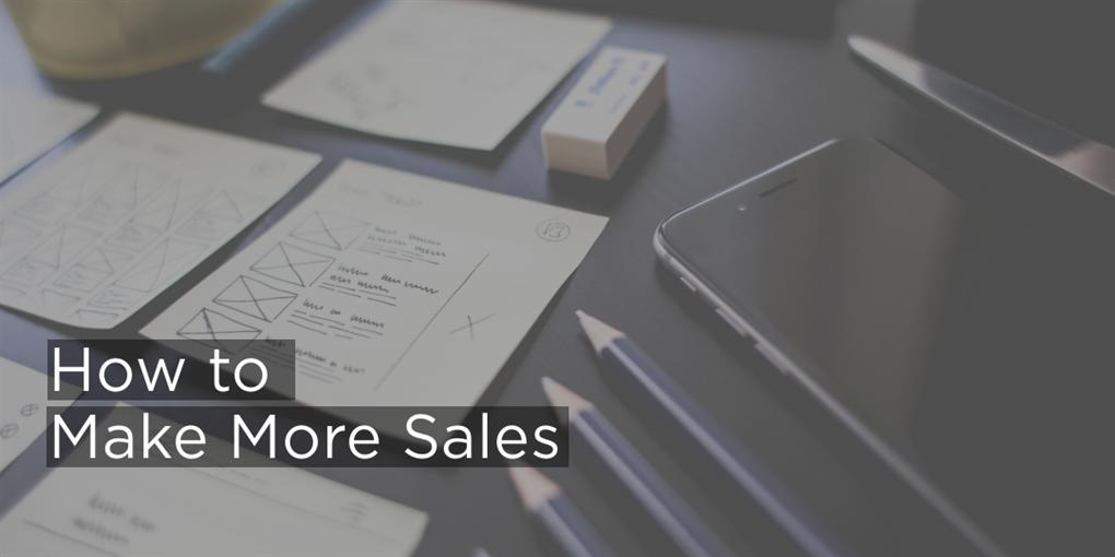 tips for sales professionals to make more sales