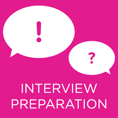 Preparing yourself for interview - Interview Preparation Hints, Tips and Practical Advice