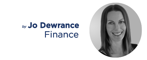 Jo Dewrance Author Banner