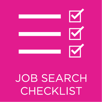 Job Search Checklist - Free download