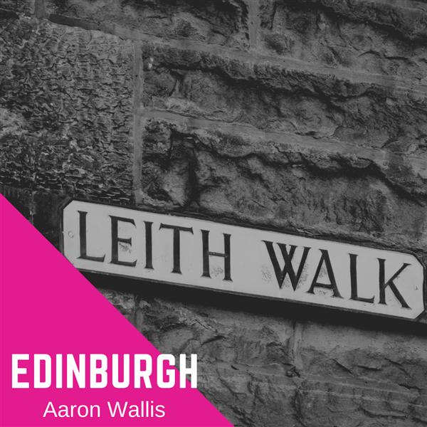Aaron Wallis Sales Recruitment in Leith, Edinburgh