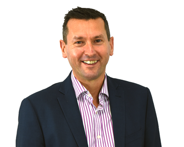 Rob Scott, Managing Director, Aaron Wallis