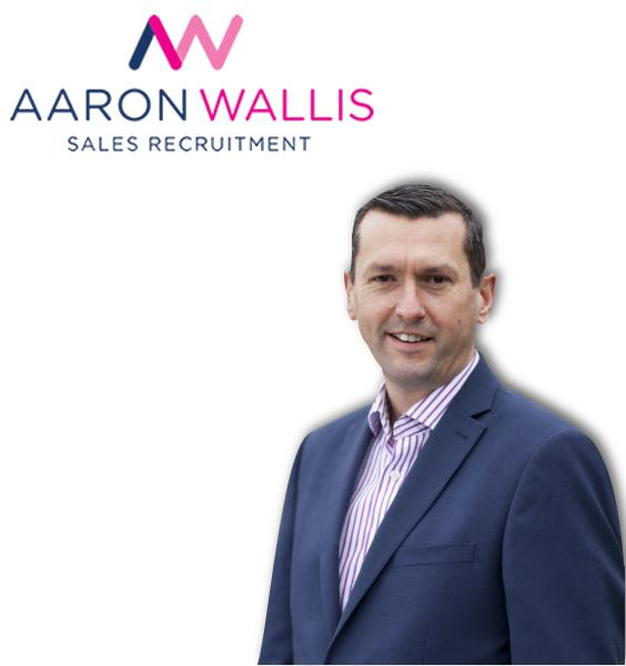 Rob Scott, Managing Director at Aaron Wallis Sales Recruitment