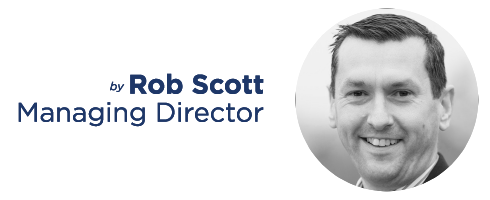 Profile for Rob Scott, Managing Director of Aaron Wallis Sales Recruitment