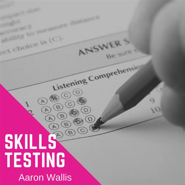 Skills Testing Services