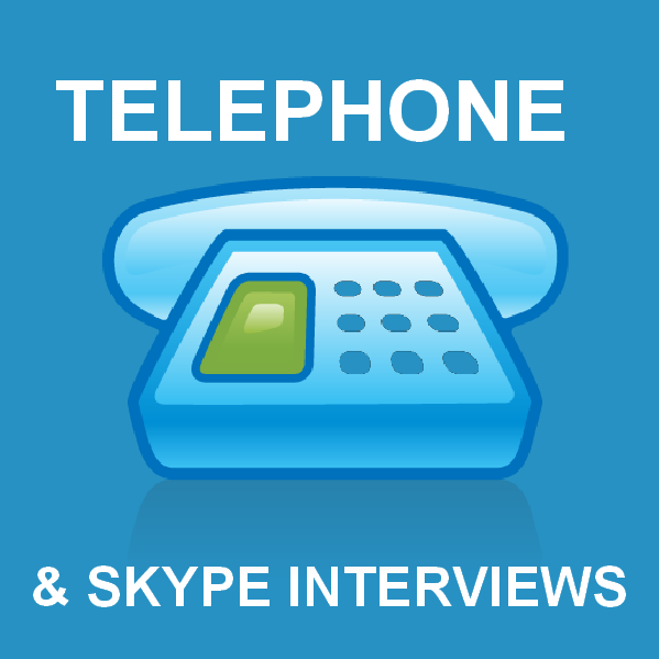 Telephone and Skype Interview Advice