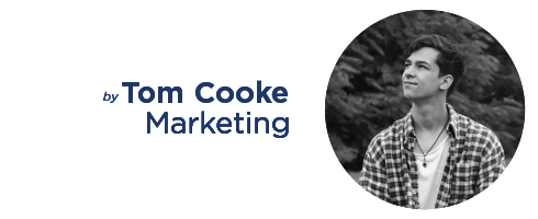 Tom Cooke Author Banner