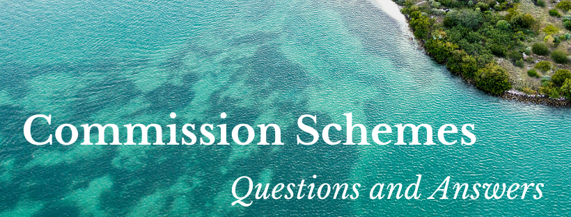Commission Scheme questions and answers